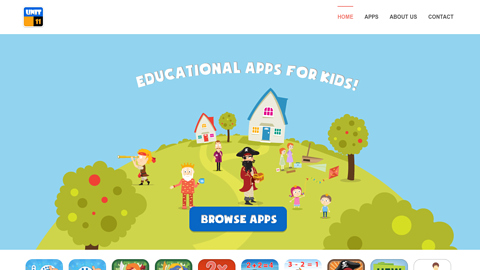 Unit11 Apps | Educational Games & Resources